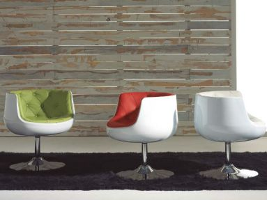 silla de diseño varios colores